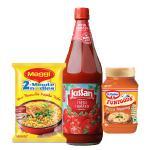 Snacks & Branded Food