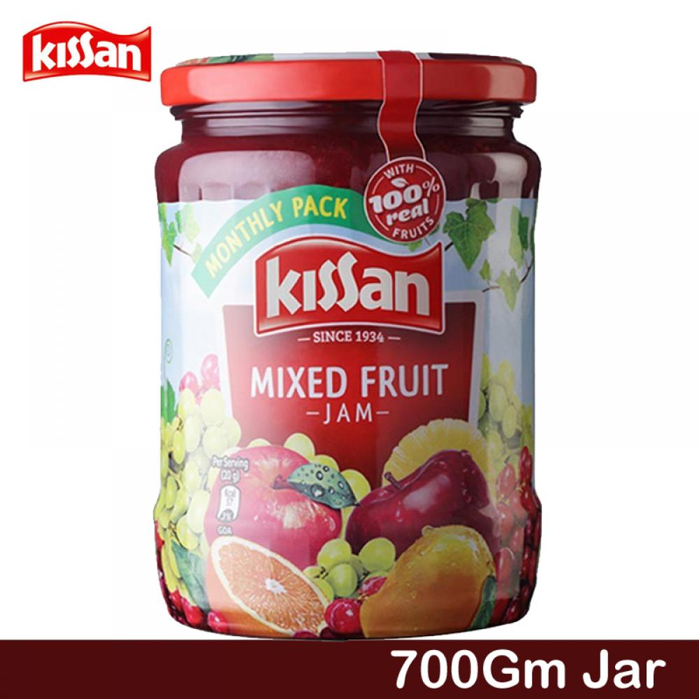 Kissan Mix Fruit Jam 750gm Jar