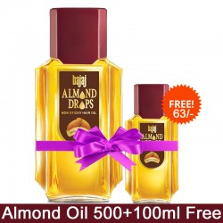 Bajaj Almond Drops Hair O...