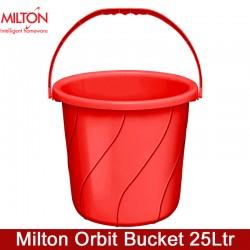 Milton Orbit Bucket 25 Ltr 1 Unit Red