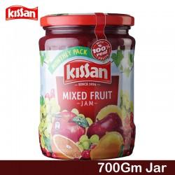 Kissan Mix Fruit Jam 750gm Jar 700 Gm Jar