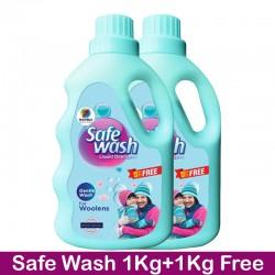 Safewash Liquid Detergent...